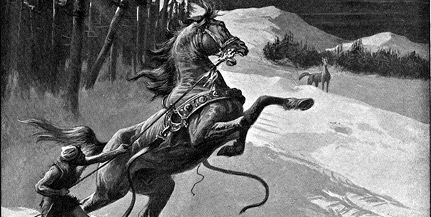 Sleipnir – El caballo de Odín - Sendas del viento