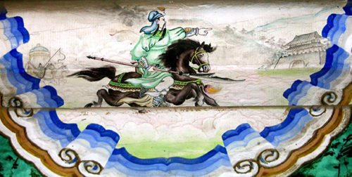 Guan Yu – El guerrero que atravesó cinco puertas y mato a seis generales - Sendas del viento