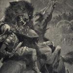 Fenrir - El lobo de la mitología nórdica - Sendas del viento