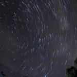 La primera estrella Polar - Thuban - Sendas del viento