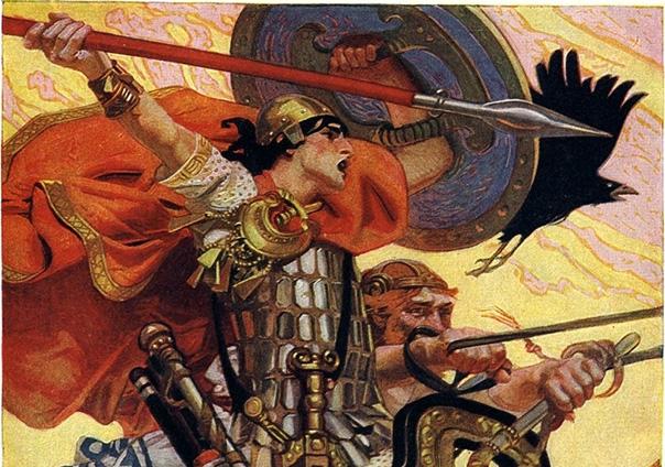 Cú chulainn – El gran héroe de la mitología celta - Sendas del viento