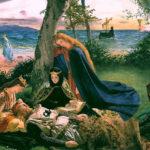 La isla de Ávalon - Sendas del viento