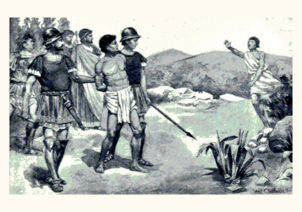 Damon y Pythias - Sendas del viento