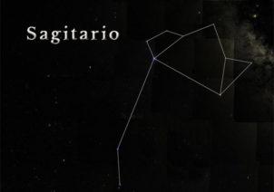 Constelacion de Sagitario - Sendas del viento