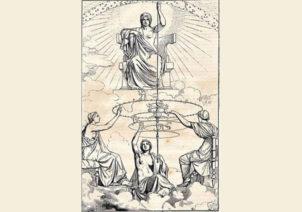 Anaké -La diosa griega de la inevitabilidad - Sendas del viento