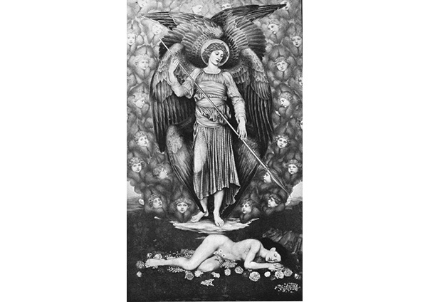 El angel Ithuriel
