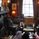 La teoría del desván de Sherlock Holmes