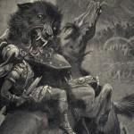 Fenrir – El lobo de la mitología nórdica