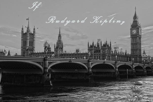 If – El poema de Rudyard Kipling - Sendas del viento