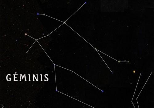 Constelación de Géminis - Sendas del viento