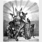 Gungnir - La lanza de Odin
