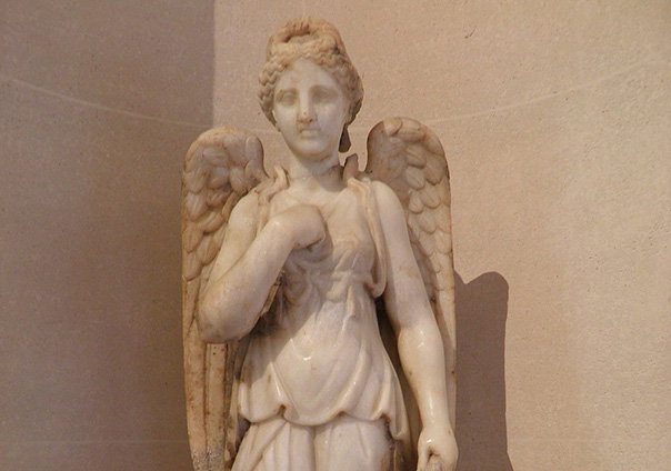 La diosa Némesis - Sendas del viento