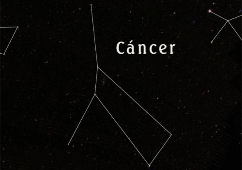 Constelacion de Cancer - Sendas del viento