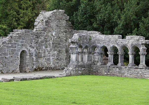 La mitologia celta o irlandesa