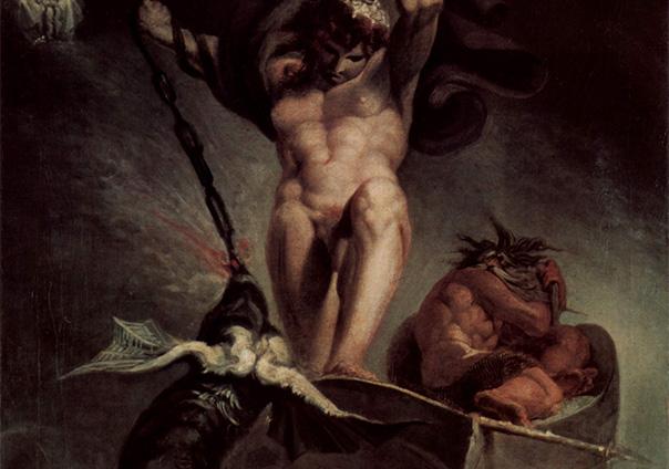 Jormundgander - La serpiente de la mitologia nordica