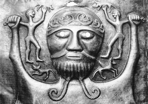 Dagda - Dios mitologia celta - Sendas del viento
