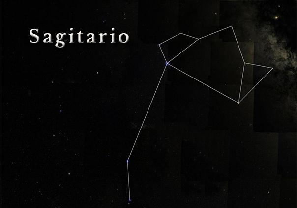 Constelaciones Del Zodiaco Sagitario Sendas Del Viento