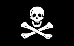 Bandera pirata de Samuel Bellamy, Edward England