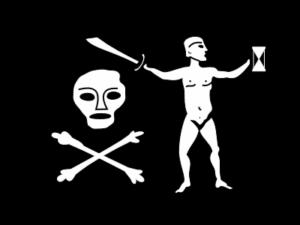 Bandera pirata de Walter Kennedy