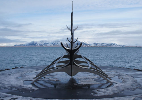 Skíðblaðnir - El barco del dios Freyr - Sendas del viento