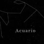 Constelacion de Acuario - Sendas del viento